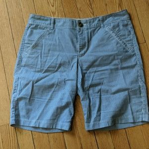 Dockers Pinstripe Shorts
